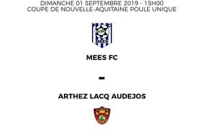 Match de coupe d'aquitaine
